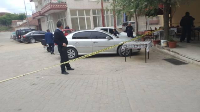 Davutlar'da silahlar konuştu, 1 ölü 2 yaralı