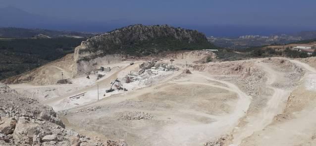 Mahkeme taş ocağının genişlemesini durdurdu