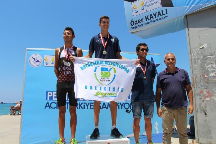 Pentatlon Şampiyonası sona erdi