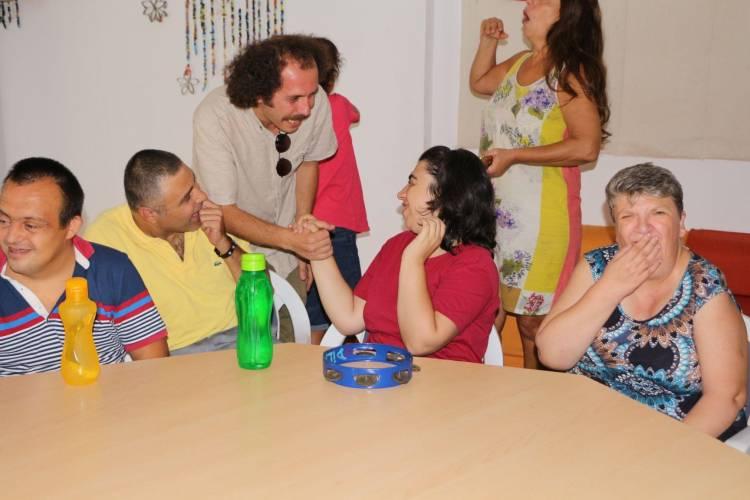 Engellilere drama eğitimi