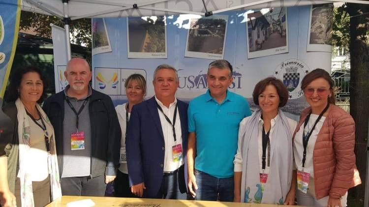 Kuşadası Belediyesi Kardeş Kent Festivalinde