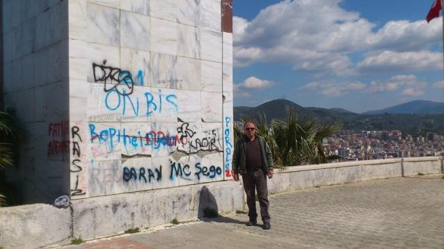 Atatürk anıtına HEPAR sahip çıktı