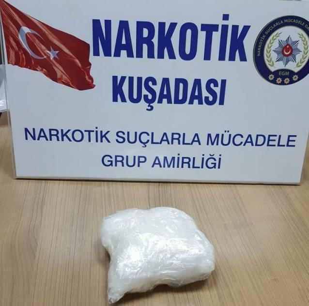 Kuşadası'nda uyuşturucu operasyonu: 3 tutuklama