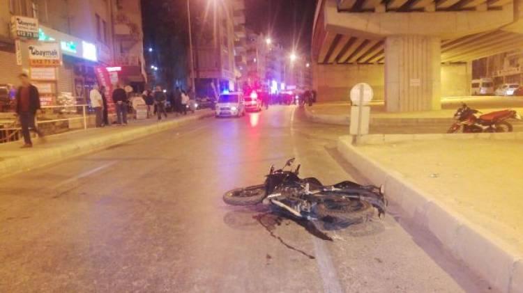 Kazada 1 genç öldü
