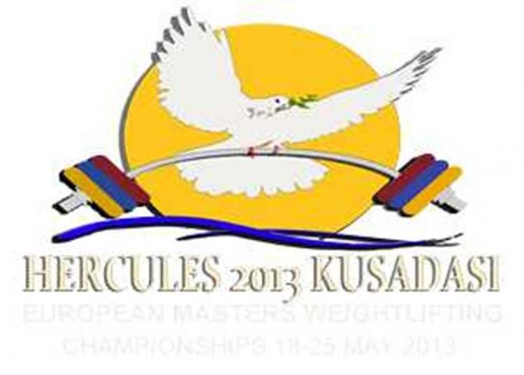 Kuşadası  Avrupa Halter Şampiyonası'na hazırlanıyor