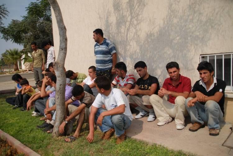 Kuşadası'nda 6 aylık göçmen bilançosu