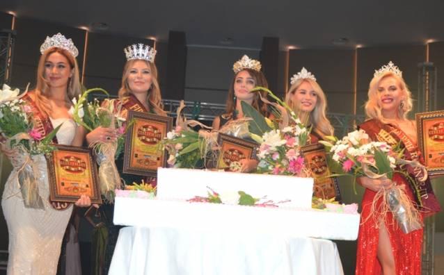 Kuşadası'da güzellik yarışması