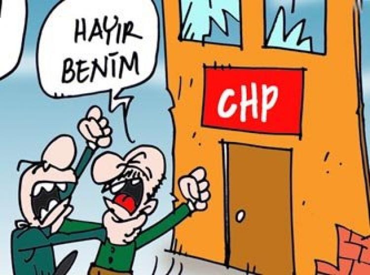 """Geleneksel """"CHP Aday adayları meydan muharebesi"""" başladı"""