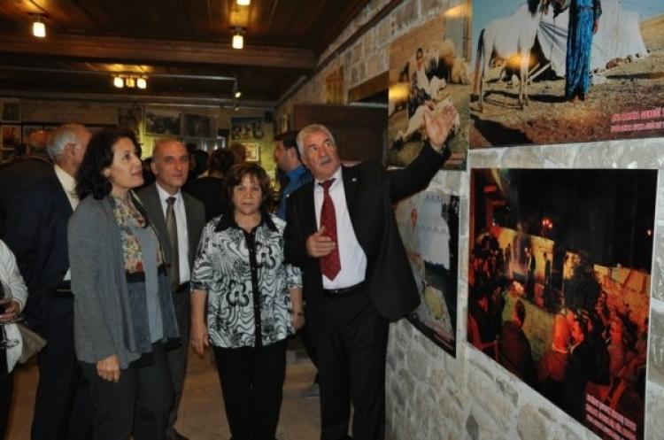Mardin'den Kuşadası'na sanat geldi