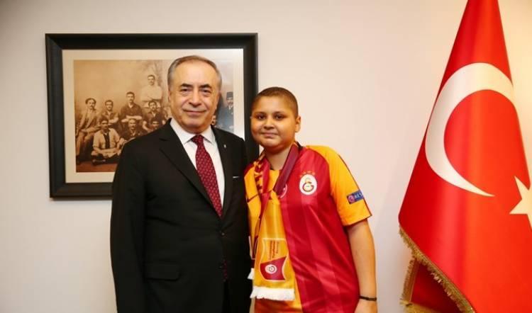 Galatasaray hayali gerçekleşti