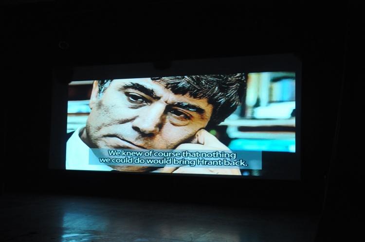 Hrant Dink belgeseliyle anıldı