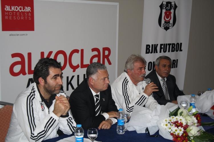 Beşiktaş'tan Kuşadası Belediyesi'ne teşekkür