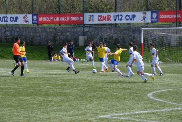 U12 İzmir Cup başladı