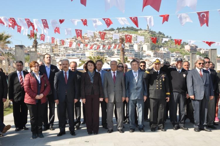 Turizm haftası töreninde renkli görüntüler