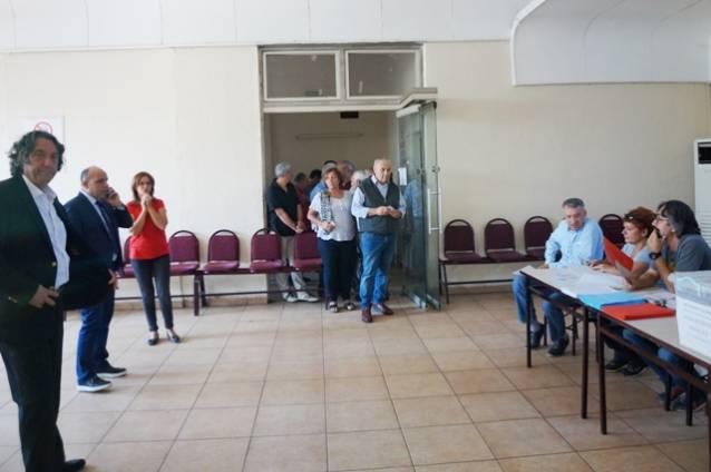 CHP'de deleage seçimleri başladı