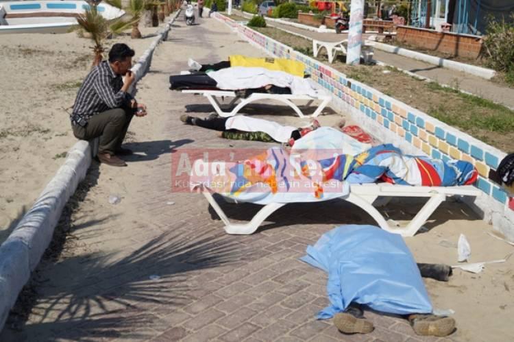 Kuşadası'nda mülteci faciası 11 ölü