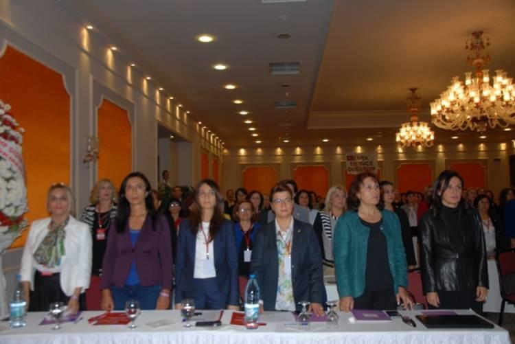 CHP'li kadınlar Kuşadası'nda