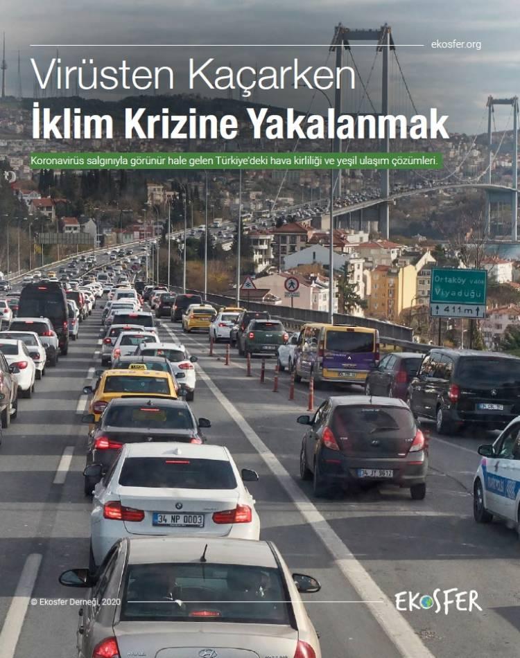 Sokağa çıkma yasakları hava kirliliğini azalttı
