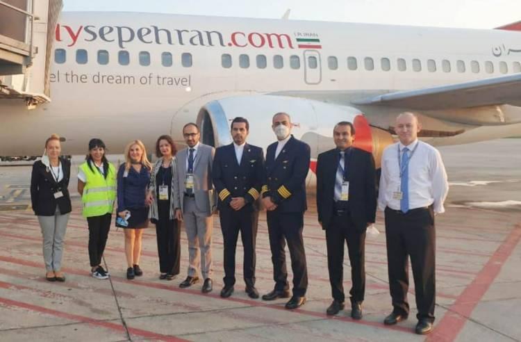 İlbahar'dan kış müjdesi: İran'dan her hafta bir uçak gelecek