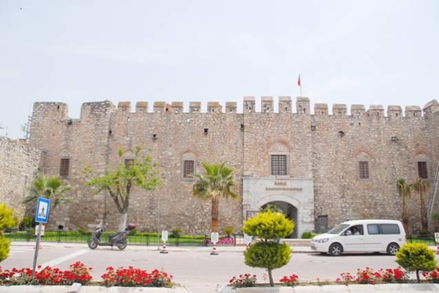 Kervansaray'ı Kuşadası Belediyesi işletecek