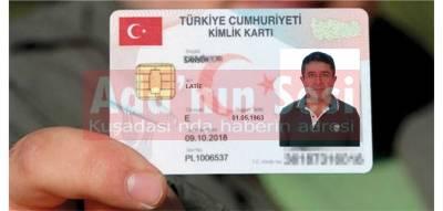 Yeni kimlik kartları dağıtılıyor