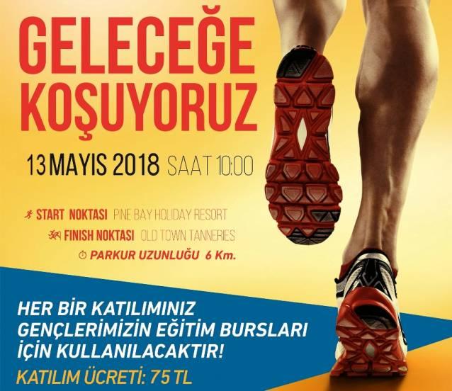 Gençler Geleceğimizdir Koşusu 13 Mayıs'ta