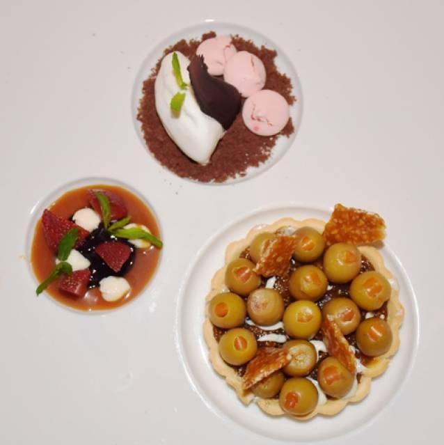 İngiliz acenteciler tatlılara doyamadı