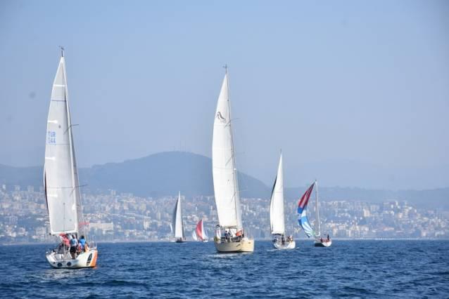 Cumhuriyet Kupası Yat yarışı