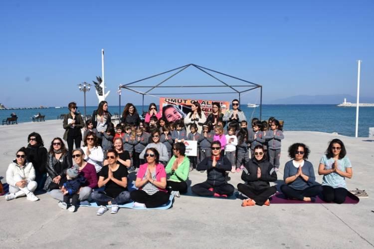 Kadınlar ve çocukların eylem dayanışması