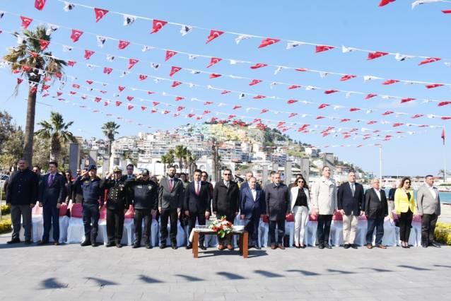 Turizm Haftası Töreni