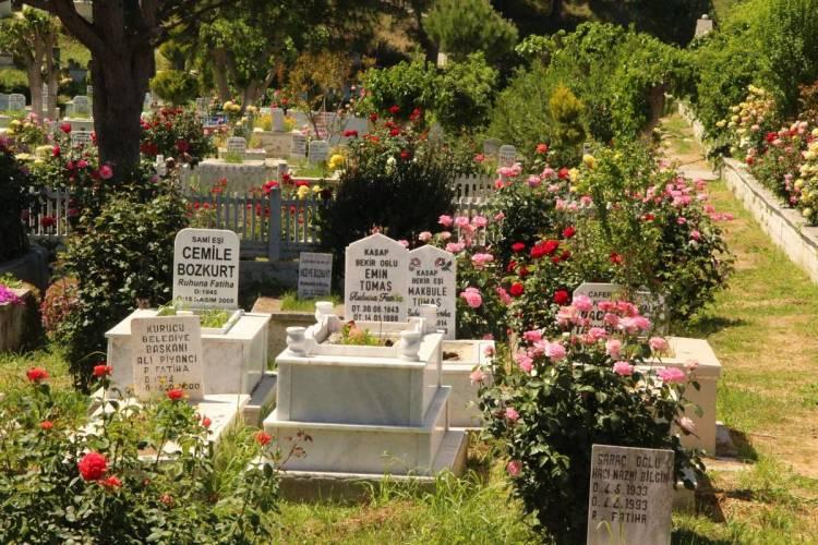 EKODSOD: Mezarlık bakımları ilaçsız olmalı