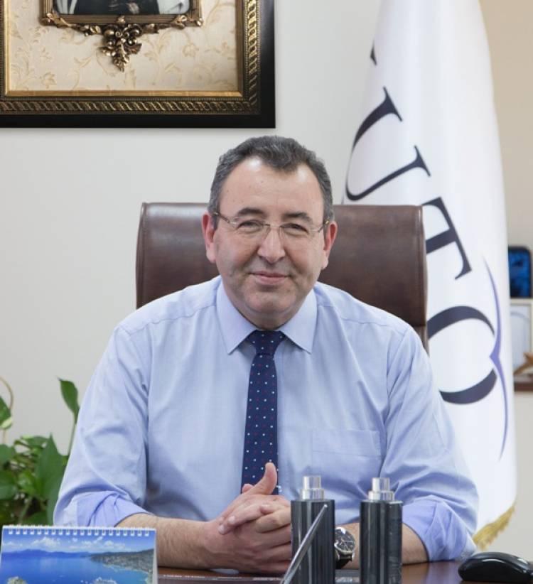 """KUTO Başkanı Akdoğan, """"Umudumuz iç Pazar"""""""
