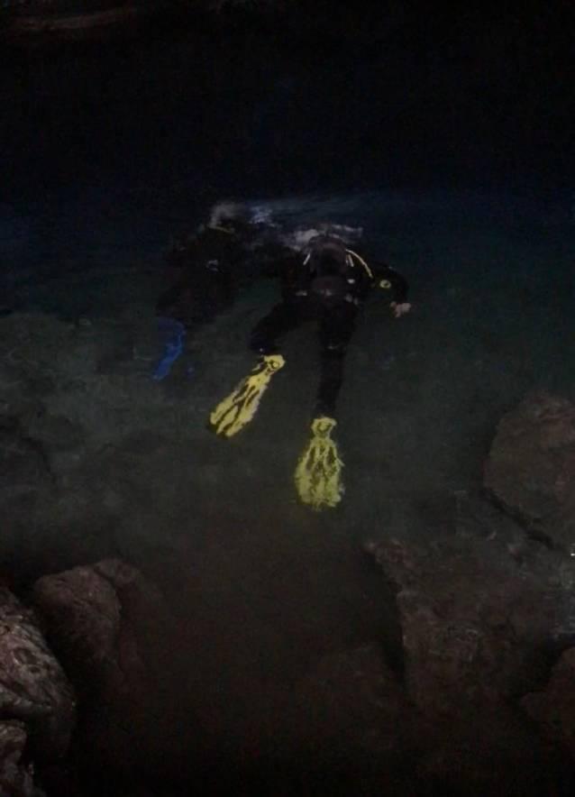 Zeus Mağarasında boğuldu