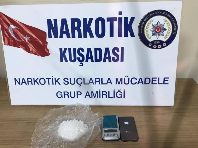 Davutlarda uyuşturucu operasyonu