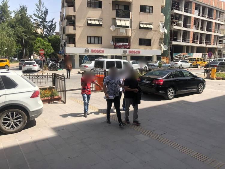 Kuşadası polisi göz açtırmadı
